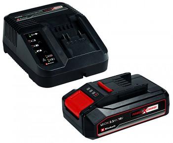Einhell Starter-Kit Power-X-Change 18 V / 2,5 Ah 4512097